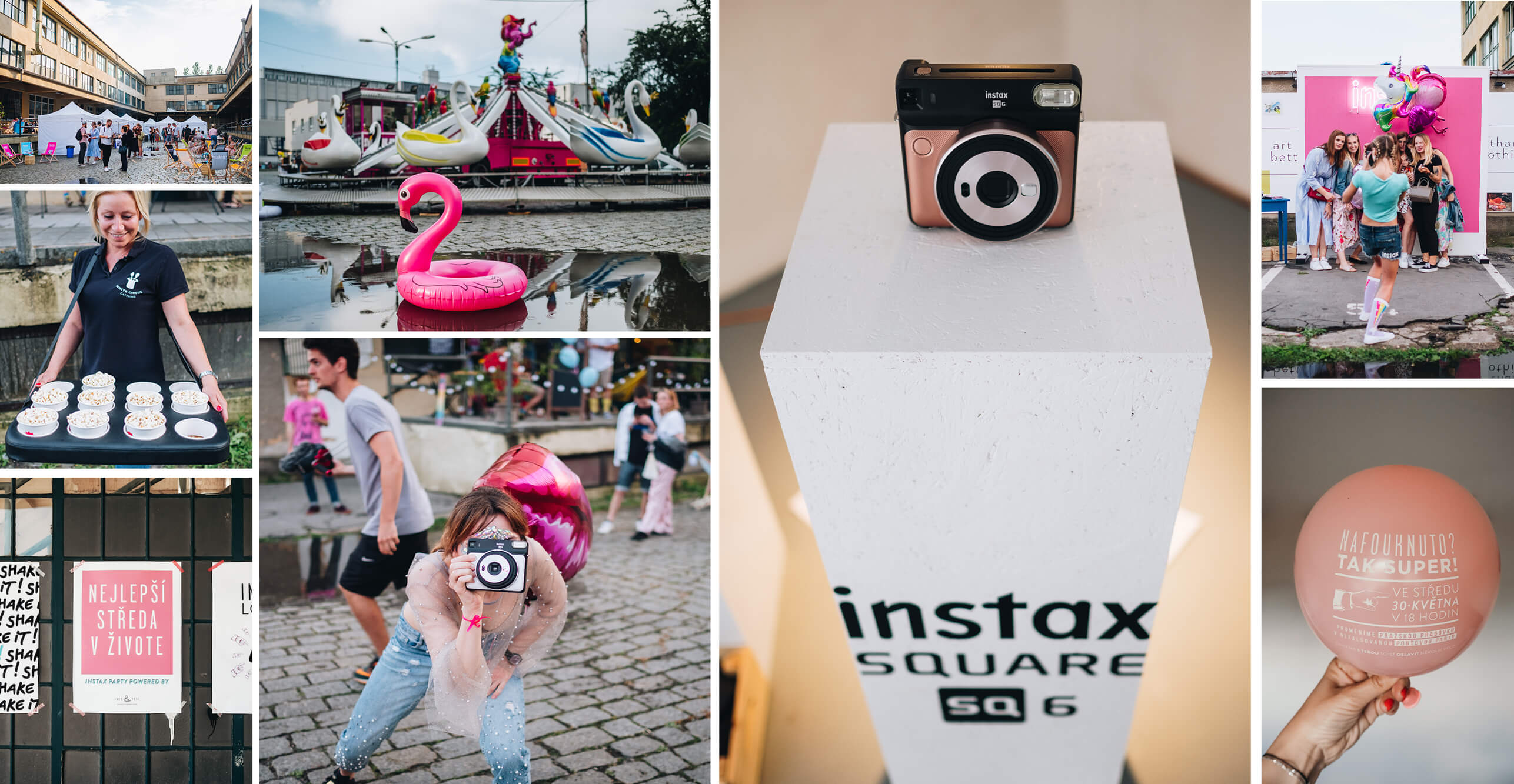 INSTAX party