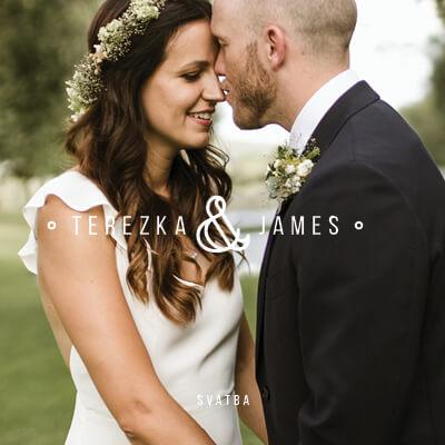 TEREZKA & JAMES