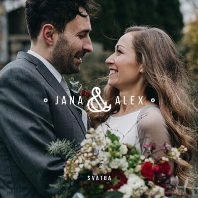 Jana & Alex