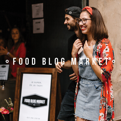 Food blog market