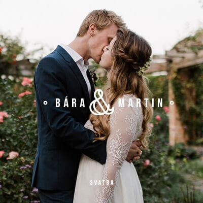 Bára & Martin